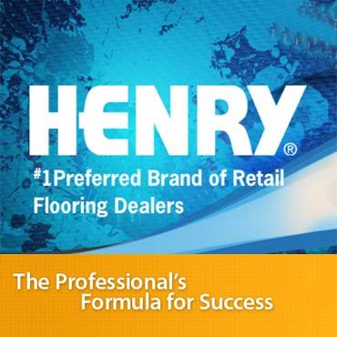 Henry® Adhesives | Mt Lebanon, PA
